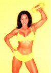 Girl with muscle - Denise Paglia