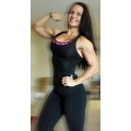 Girl with muscle - Renee Enos