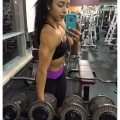 Girl with muscle - Brittney Ward