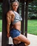 Girl with muscle - Johanna Mountfort