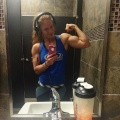 Girl with muscle - Bailie Pryor