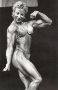 Girl with muscle - Kay Baxter