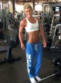 Girl with muscle - Mandi Thompson