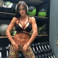 Girl with muscle - Tatiana Girardi