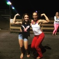 Girl with muscle - Dina [r]