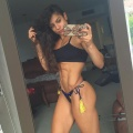 Girl with muscle - Ariel Khadr