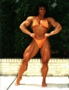 Girl with muscle - Tina Lockwood