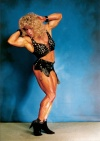 Girl with muscle - Kimberley Anne Jones