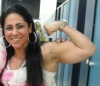 Girl with muscle - Pam Viana