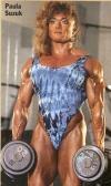 Girl with muscle - Paula Suzuki