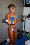 Girl with muscle - Valeriya Tselebrovskaya
