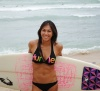Girl with muscle - Lindsay Landers