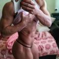 Girl with muscle - Anna Tsukanova