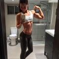 Girl with muscle - Courtney Ustrzycki