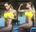 Girl with muscle - Valeria Ammirato