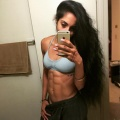 Girl with muscle - Anureet Dhaliwal