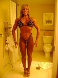Girl with muscle - Shawna Pringle