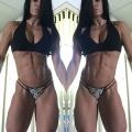 Girl with muscle - Nicola Denise