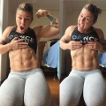 Girl with muscle - Meredith Burns
