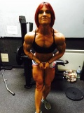 Girl with muscle - Sarah Williams