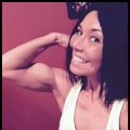 Girl with muscle - Stephanie Price