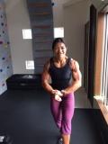 Girl with muscle - Juri Omori