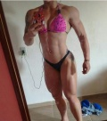 Girl with muscle - Alcione Silva