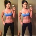Girl with muscle - Haley Almeida