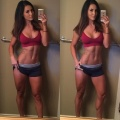 Girl with muscle - Haley Almeida
