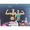 Girl with muscle - valeria guznenkova / alexandra rebrova