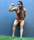 Girl with muscle - Jessie Mcphee