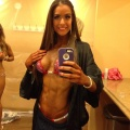 Girl with muscle - Stephanie Sequeira