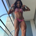 Girl with muscle - Sarita Federle