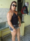 Girl with muscle - Claudete Santana