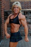 Girl with muscle - Kate Cooper