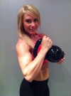 Girl with muscle - Laura Lindroos Tolonen