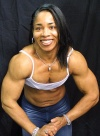 Girl with muscle - Cassie Fields