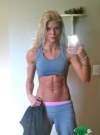 Girl with muscle - kendrabach992