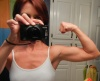 Girl with muscle - HollyB78