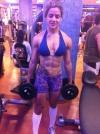 Girl with muscle - Rafaela Rocha