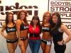 Girl with muscle - Jodi Boam - Julie Coram Bonnett  - Lauren Jacobsen