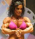 Girl with muscle - Debbie Bramwell