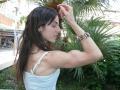 Girl with muscle - Silvia Pardo Garcia