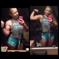Girl with muscle - Sam Briden