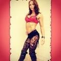 Girl with muscle - Lisa Varmbo Martonovich