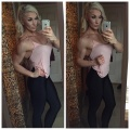 Girl with muscle - alysha mills
