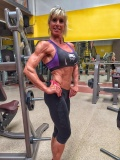 Girl with muscle - Annalisa Potz
