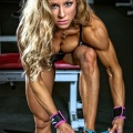 Girl with muscle - Jessica Booker Williams