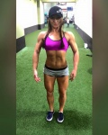 Girl with muscle - Kryss DeSandre