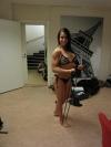 Girl with muscle - Elinor Medhammar